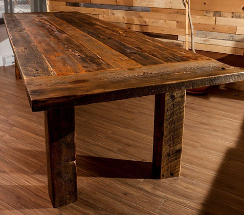 """Edouard Beam"" table"