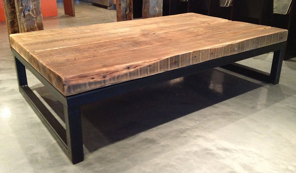 """Mathis II"" coffee table"