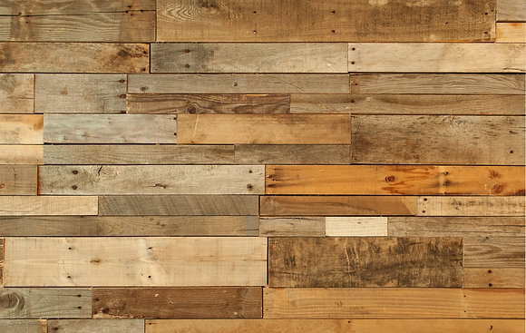 Pallet wood style