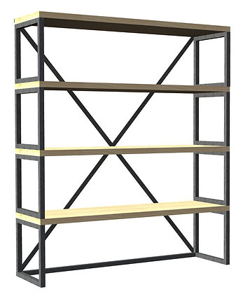 """Kornai"" Shelf unit"