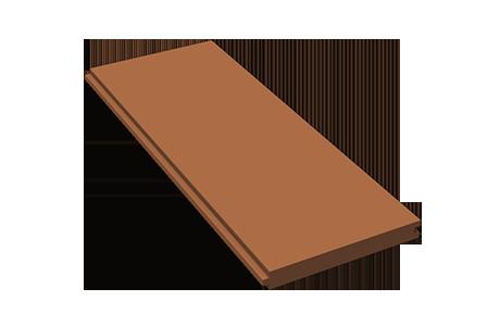 "Red Pine Flooring, 6"""