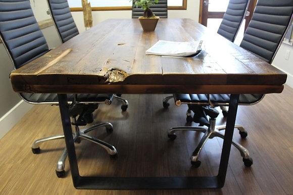 """""""Silo"""" table"""