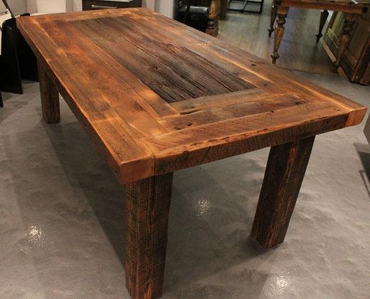 """Rudolpho beam"" table"
