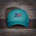 Anniversary Cap in blue