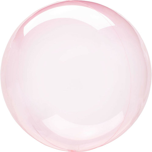 Red Bubble Balloon