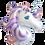Thumbnail: Purple Unicorn Head