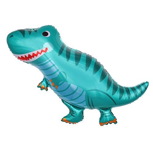 Friendly Emerald Dinosaur