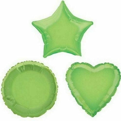 Light Green Heart/Star/Round