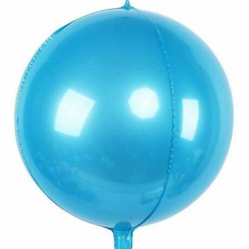Blue 4D Sphere