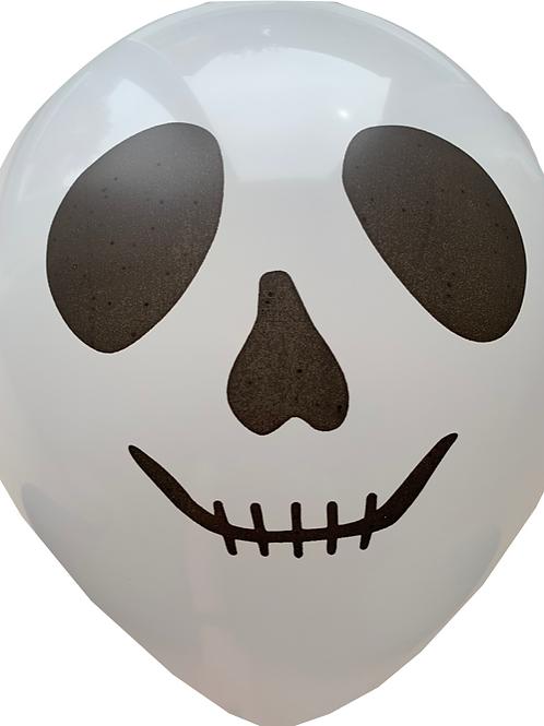 White - Skull