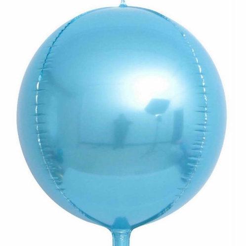 Light Blue 4D Sphere