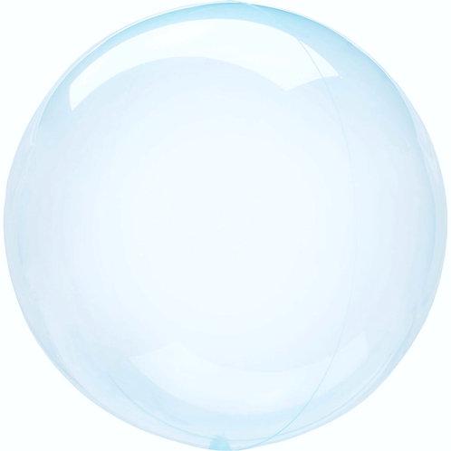 Blue Bubble Balloon