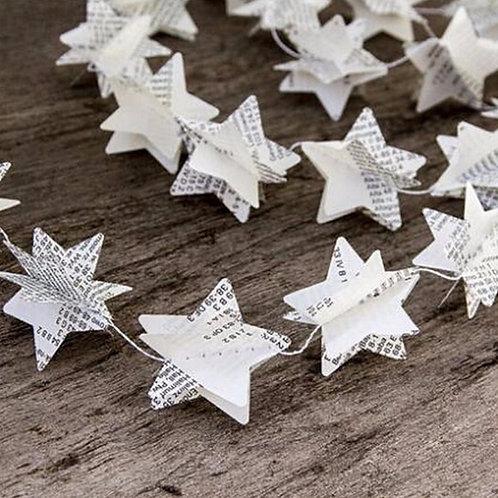 Stars - 3D Paper