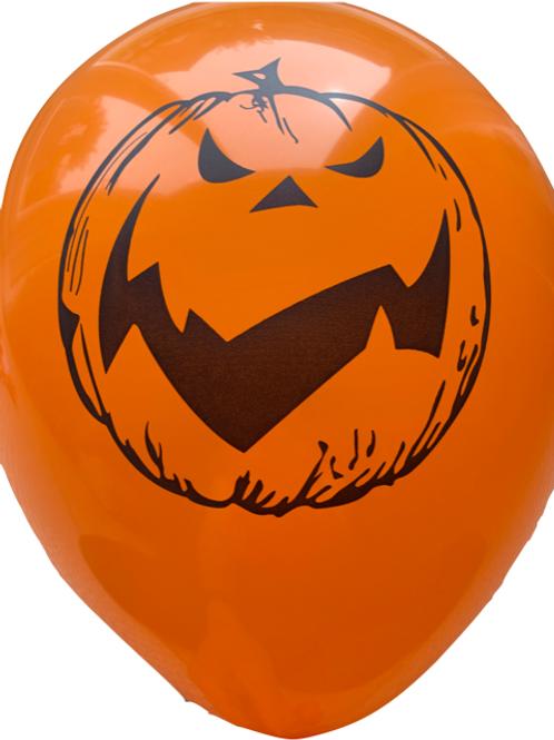 Orange - Scary Pumpkin