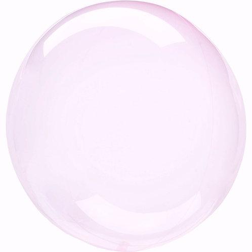 Pink Bubble Balloon