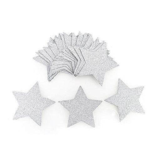 Stars - Silver