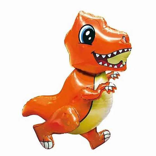 Orange T-Rex