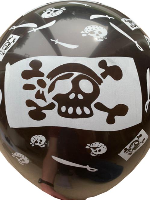 Black - Skull / Pirate