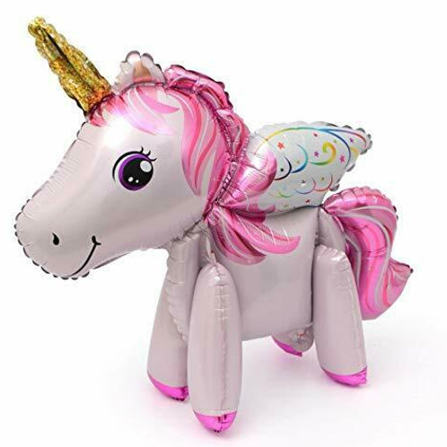 Pink Wings Unicorn Stand