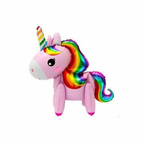 Pink Rainbow Unicorn Stand