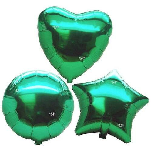 Green Heart/Star/Round
