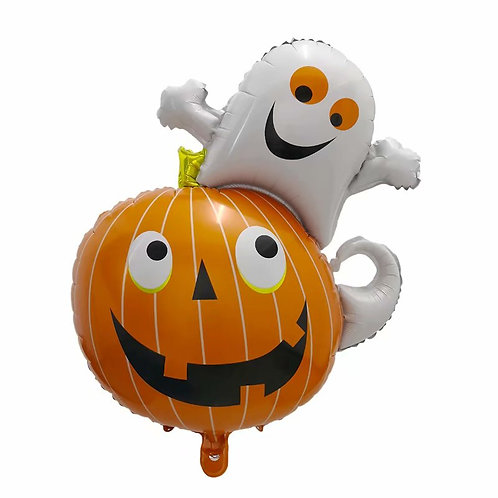 Ghost / Pumpkin
