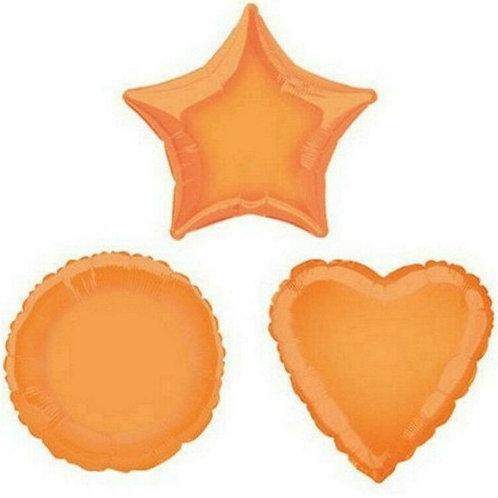 Orange Heart/Star/Round