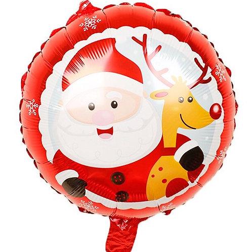 Santa Round