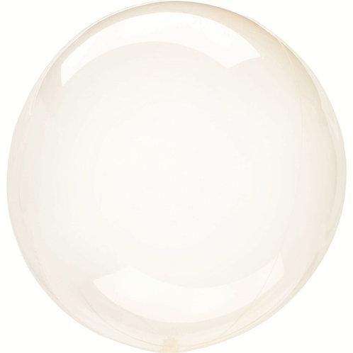 Orange Bubble Balloon