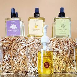 FHF Body Oils