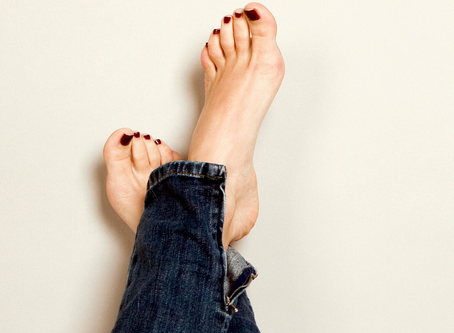How to Give Yourself an At-Home Pedicure
