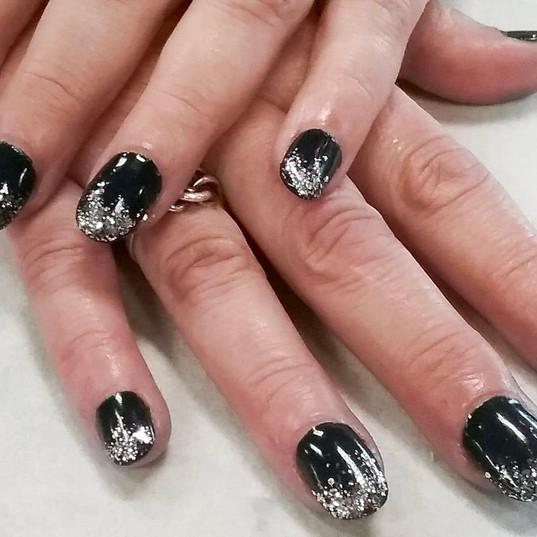 Acrylic Dip Nails