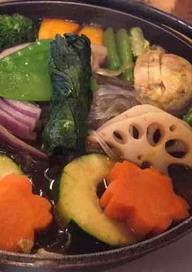 Cha-Ya Nabe Vegan Sukiyaki