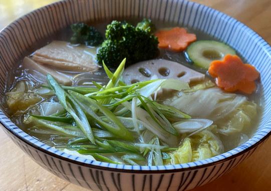 Miso Vegan Harusame Noodle