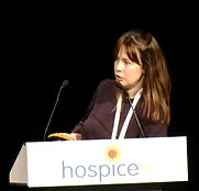 Claire Warner Hospice UK Conference 2019