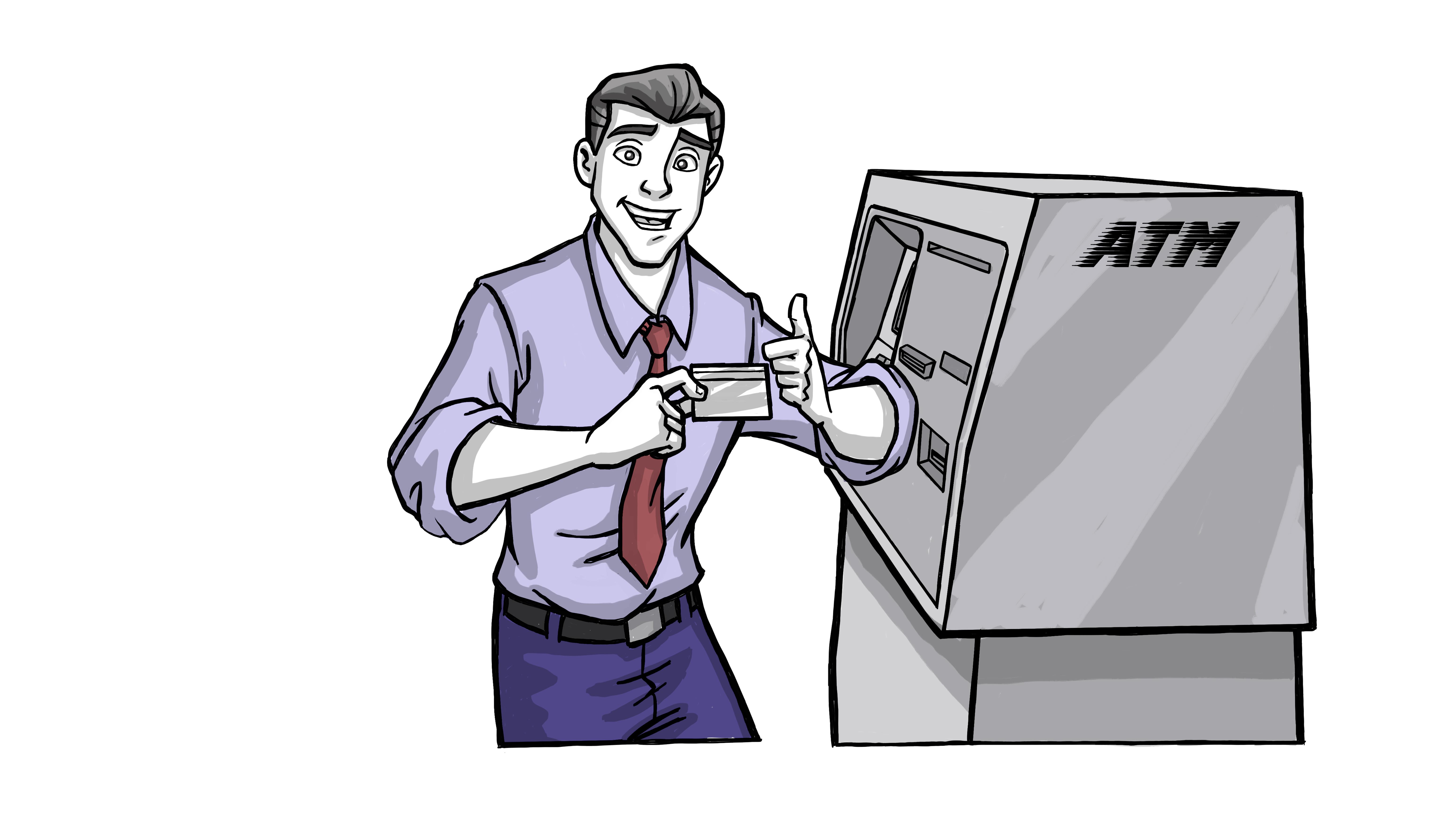 Planet Payment DCC at ATM - Scene 005d COLOR