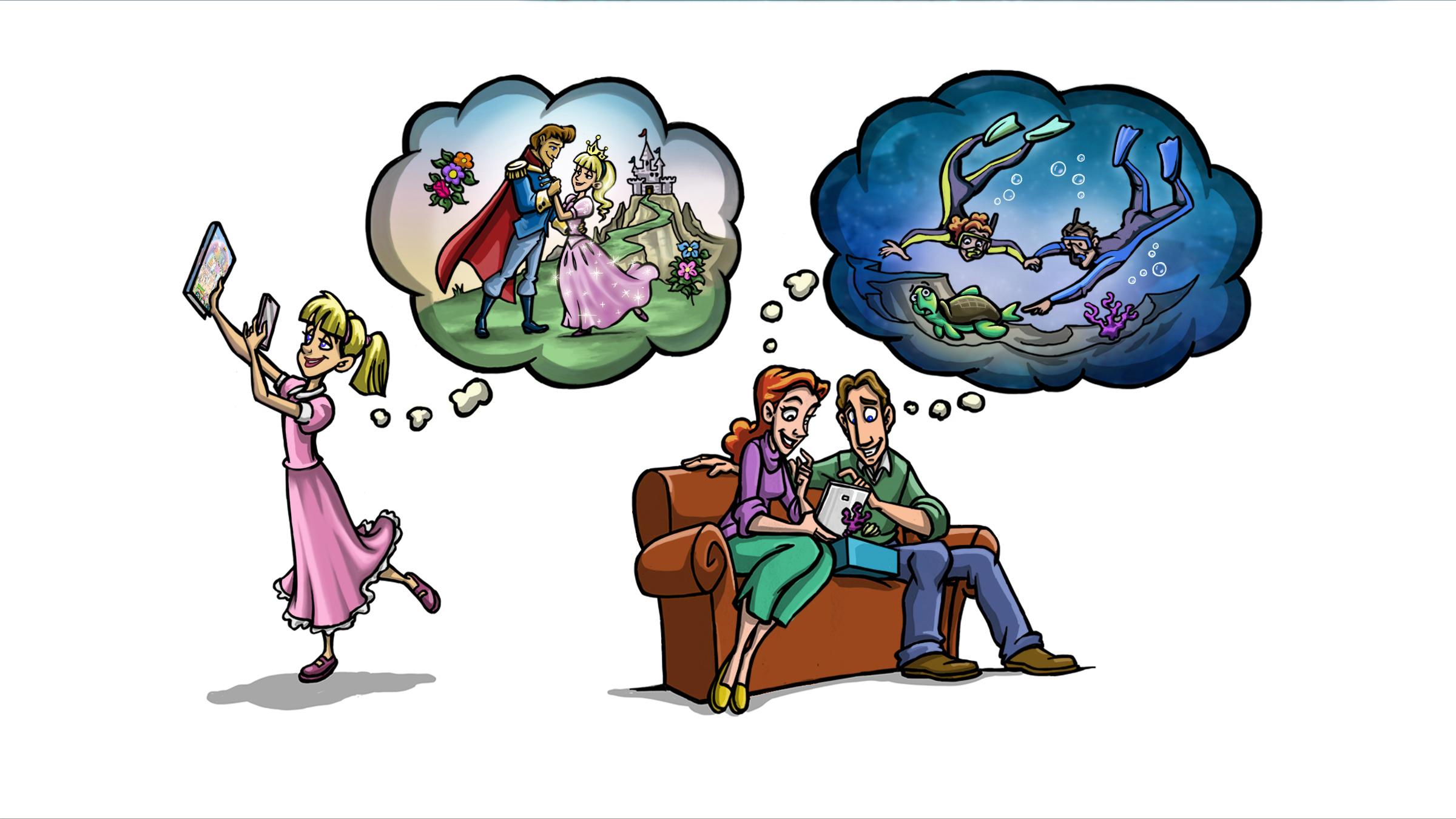 Popar Book -Parents and Daphne final