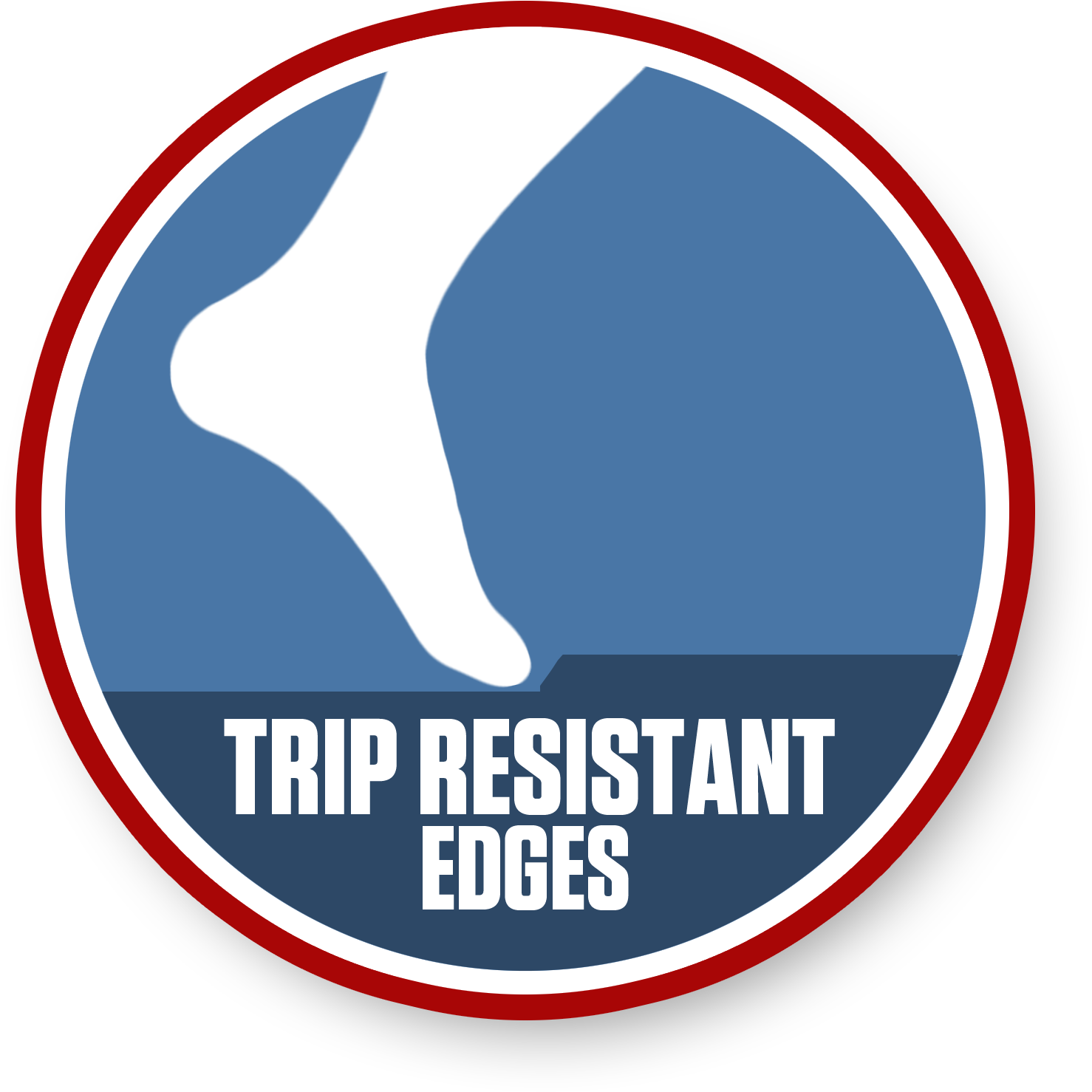 Smart Step -  Bubble - Trip Resistant Edges
