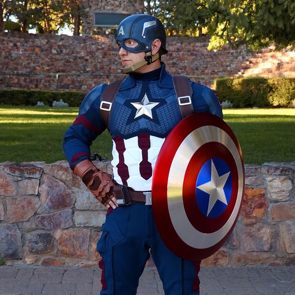 Best Captain America Costume