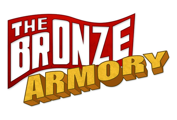 The Bronze Armory on The Geekery View