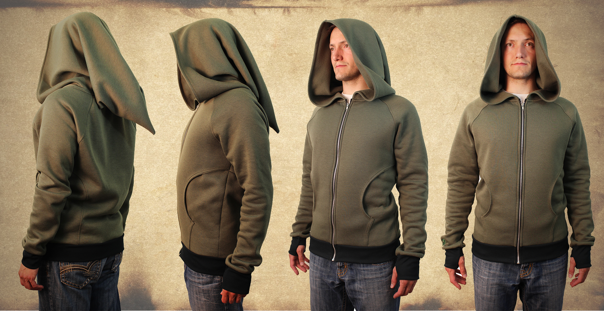 Coolest hoodie ever