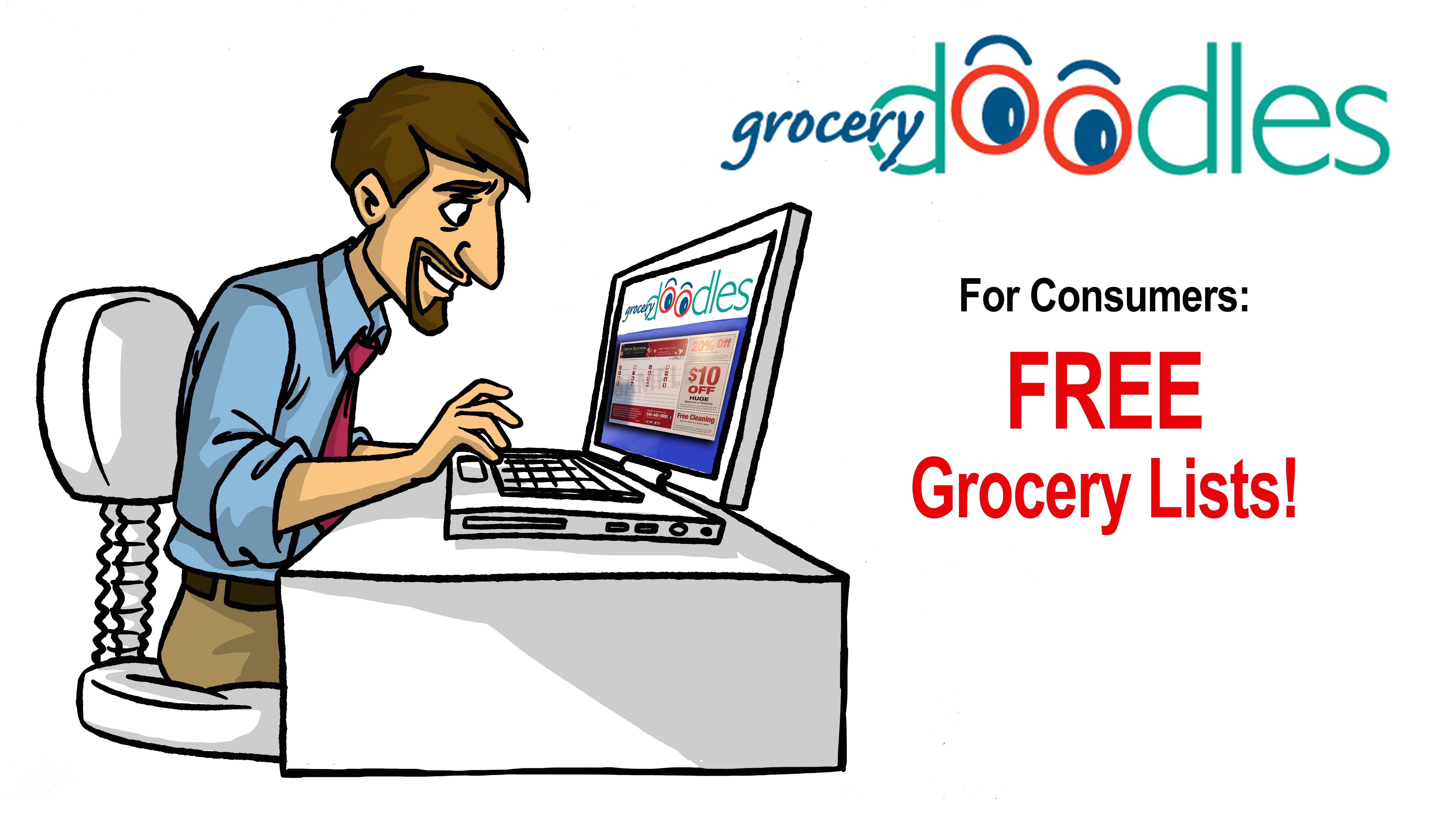 Grocery Doodles - QD_GDSc004c