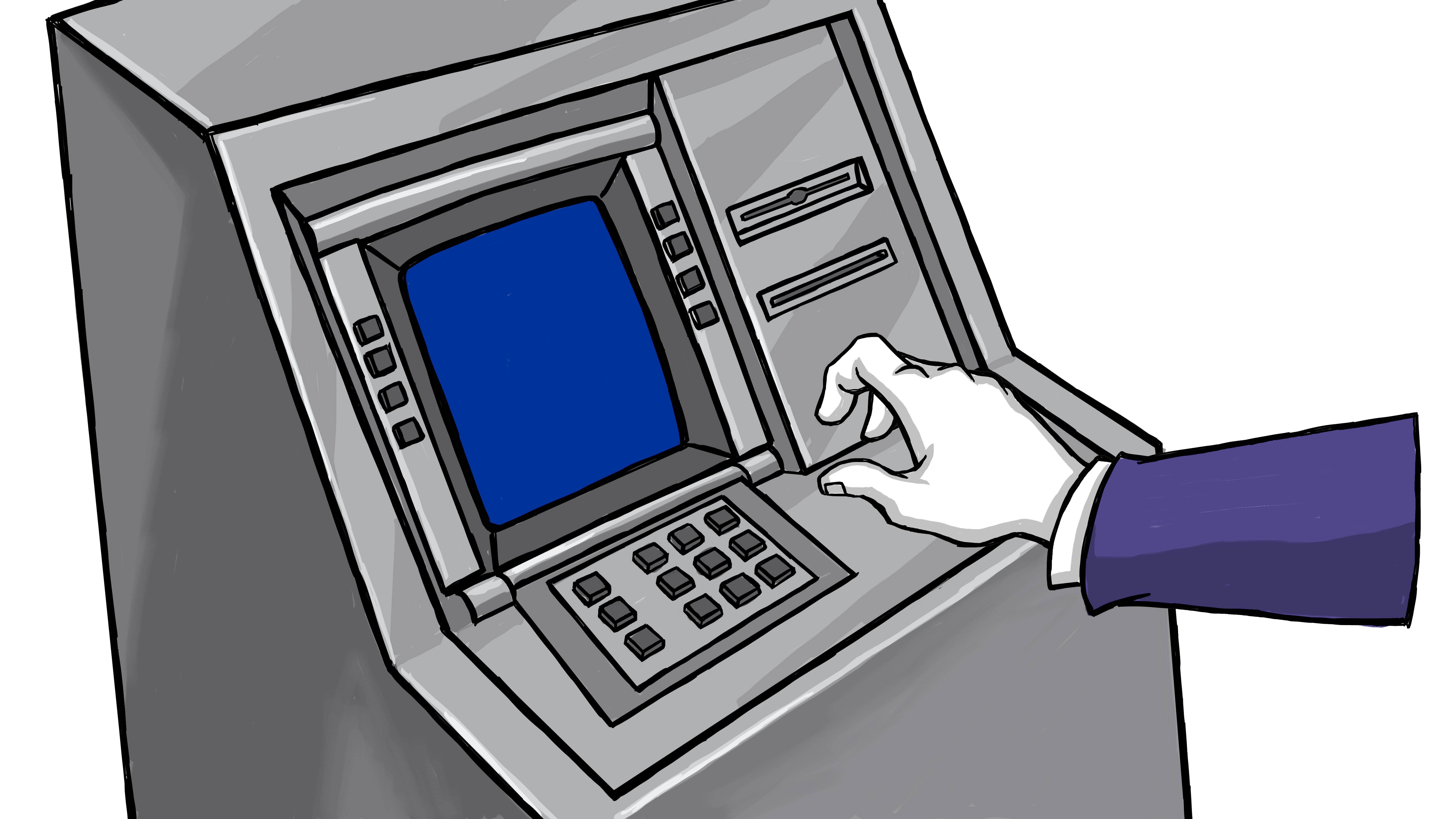 Planet Payment DCC at ATM - Scene 06b Color