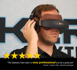 The Geekery View - Review Testimonial -