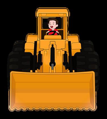 Mighty Wheels Toy Trucks