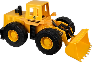 Mighty Wheels Truck Front loader.png