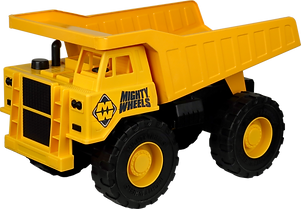 Mighty Wheels Truck Dump Truck.png