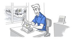 Quick Draw Services Diesel Bros Art
