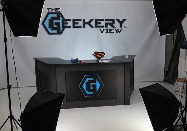 The Geekery View TV Show