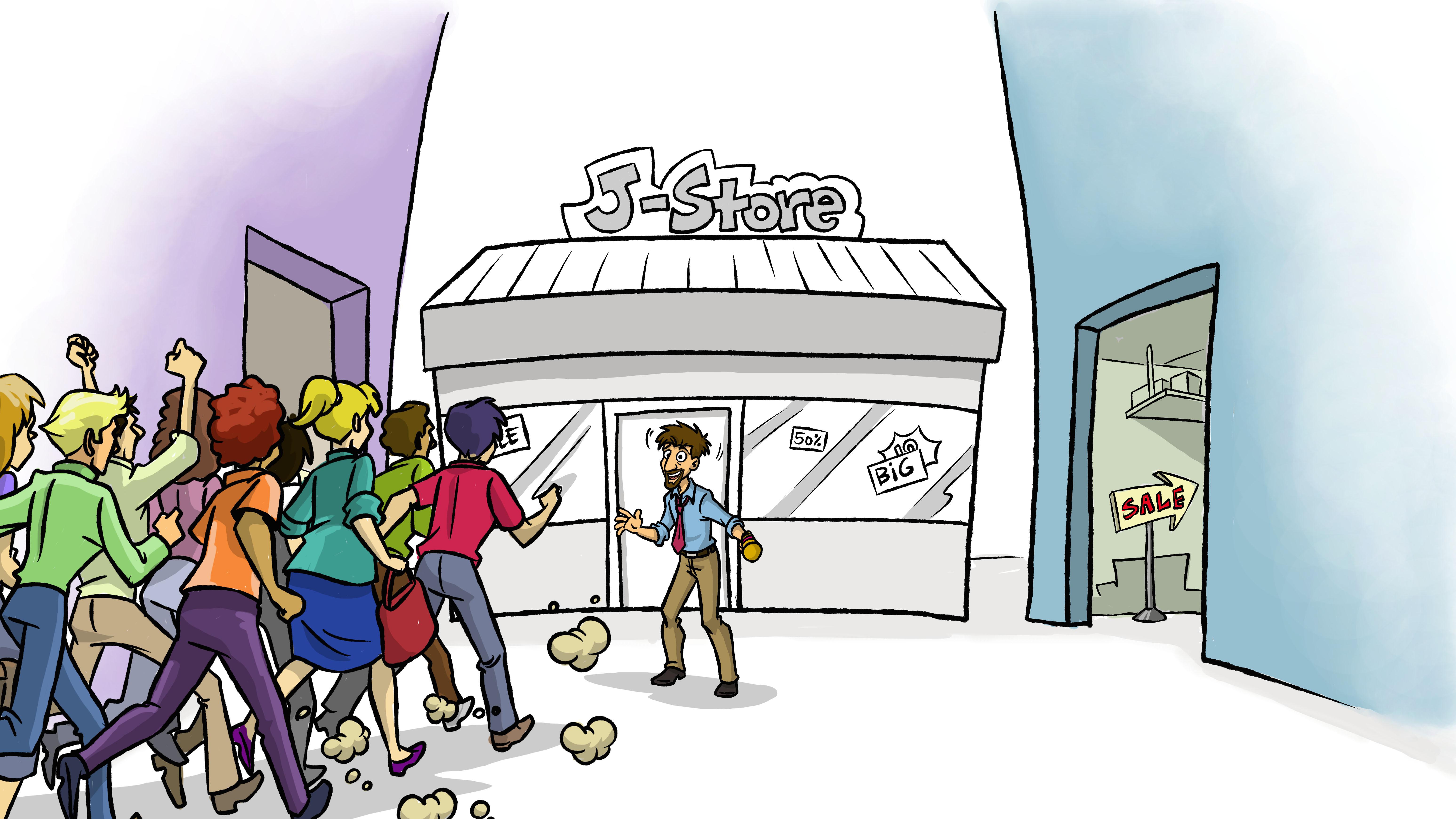 Grocery Doodles - QD_GDSc003b